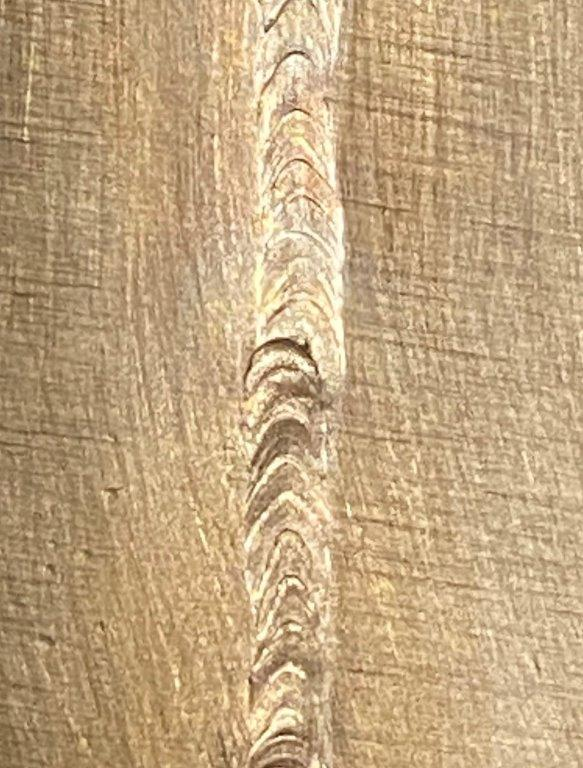 Name:  13. Close up of continuous weld.jpg Views: 1139 Size:  88.1 KB