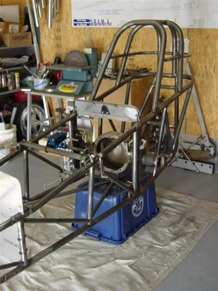 Name:  Michael Seager Drag Race Car Build with the LONGEVITY WeldAll 160pi TIG STICK PLASMA (3).jpg