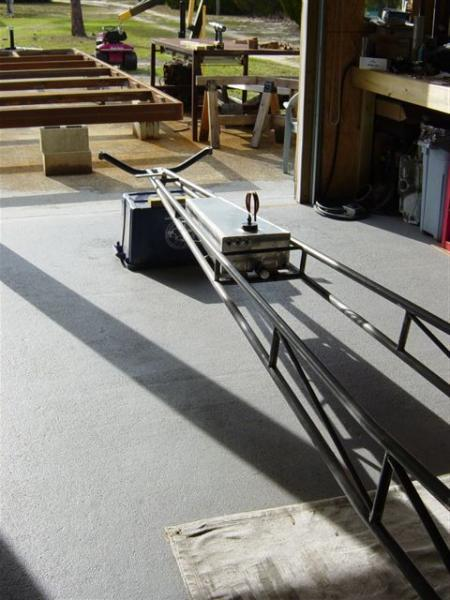 Name:  Michael Seager Drag Race Car Build with the LONGEVITY WeldAll 160pi TIG STICK PLASMA (4).jpg