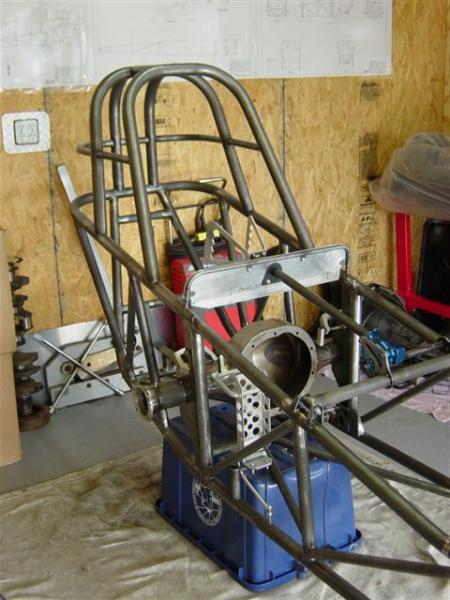 Name:  Michael Seager Drag Race Car Build with the LONGEVITY WeldAll 160pi TIG STICK PLASMA (6).jpg