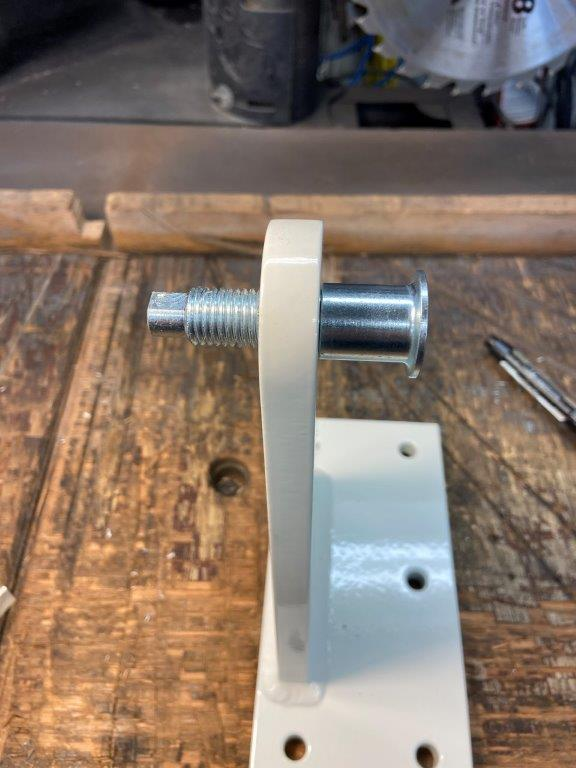 Name:  13. Testing pivot pin in reamed hole.jpg Views: 490 Size:  55.8 KB