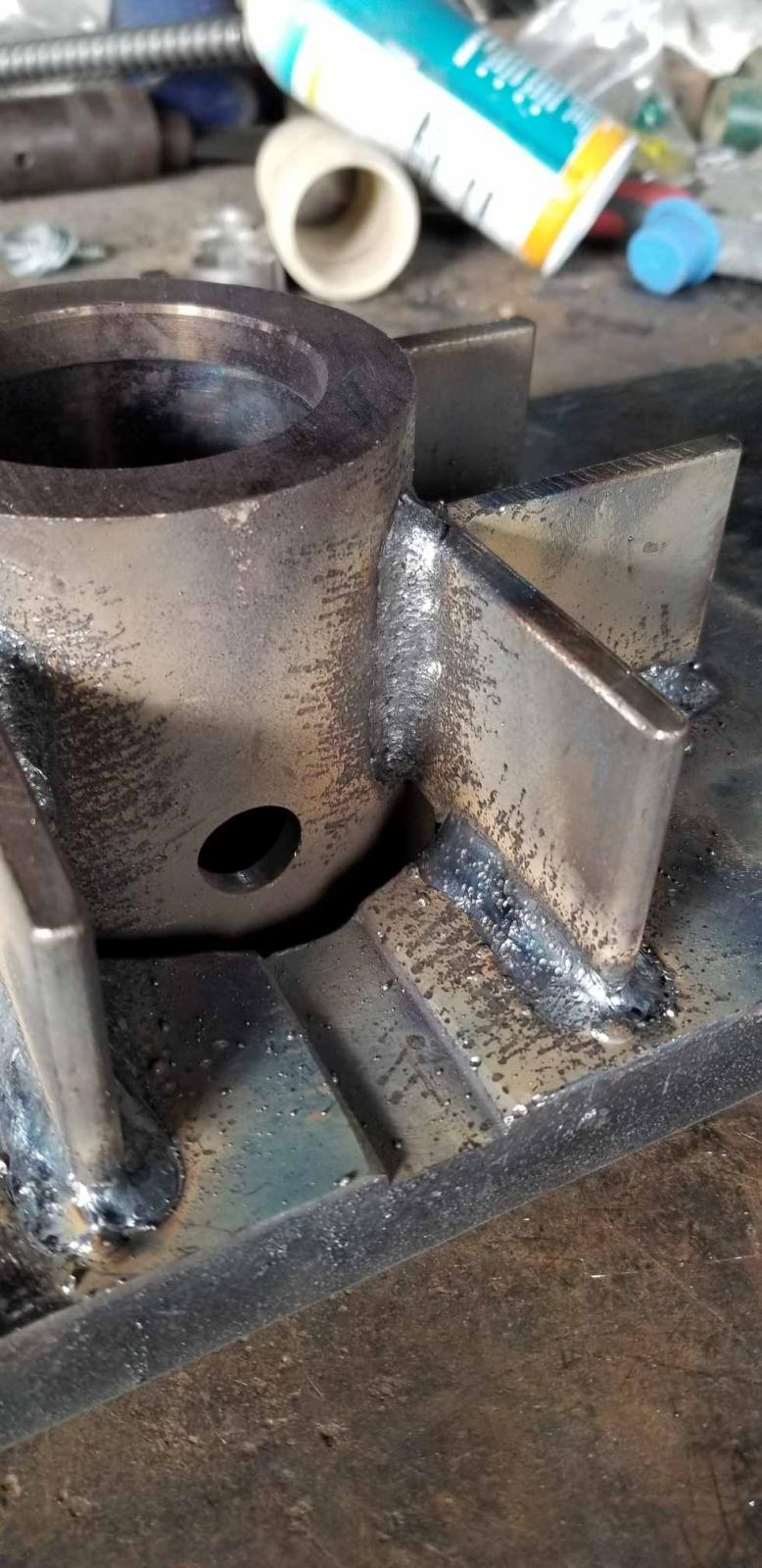 Name:  Bottom gussets welded 2C.jpg